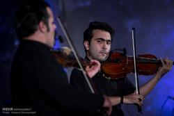 İranlı kemancı Almanya'da sanatseverlerle buluşacak