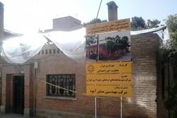 هویت خانه سیمین و جلال در مرمت فراموش نشود