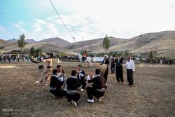 جشنواره بازی های بومی سنتی در دانشگاه کردستان آغاز به کار کرد