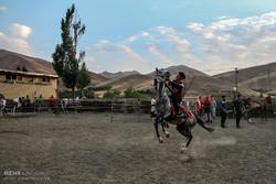 پنجمین جشنواره بازی های بومی محلی و سوارکاری
