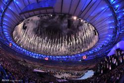 برازیل کے شہر ریو میں اولمپکس کی افتتاحی تقریب(1)