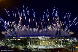 مشاركة ايران في استعراض الامم في أولمبياد ريو ٢٠١٦