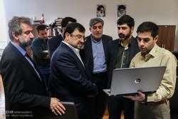 بازدید دبیر شورای عالی فضای مجازی از خبرگزاری مهر