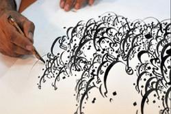 جشنواره خوشنویسی در کرمان برگزار می شود