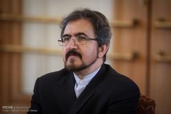 FM spokesman Bahram Ghasemi officially inaugurated