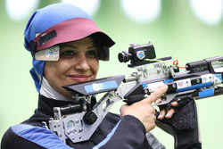 First female shooter reaches finals in Rio