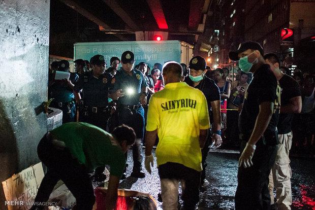 فلپائن میں منشیات اسمگلنگ میں ملوث میئر اپنے 9 محافظوں سمیت ہلاک