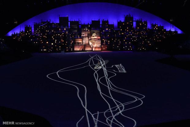 Rio 2016 opening ceremony