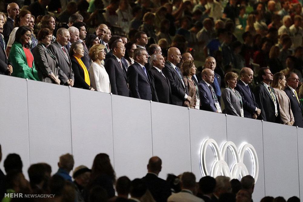 افتتاحیه المپیک ریو- 1
