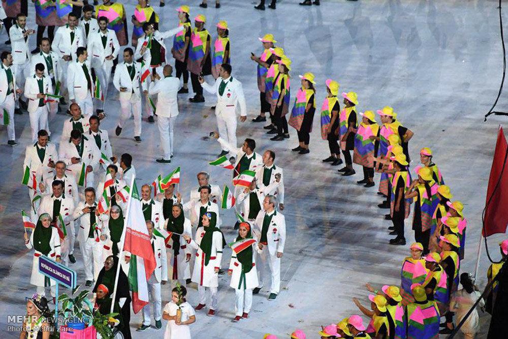 افتتاحیه المپیک ریو -3