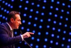 رهبر راستگرایان اتریش: اقدامات اردوغان یادآور دولت نازی آلمان است