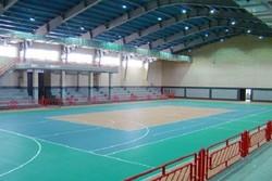 سالن ورزشی دانش آموزان
