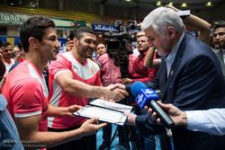 Iran's wrestling caravan ready for Rio 2016