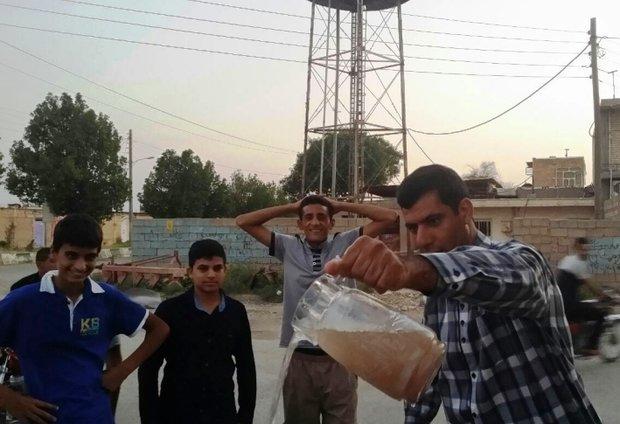 روستاهای شوش تشنهاند/ مسئولان وعده امروز و فردا میدهند
