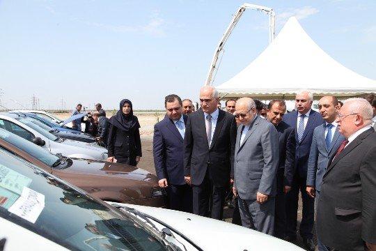 Iran to open car factory in Azerbaijan