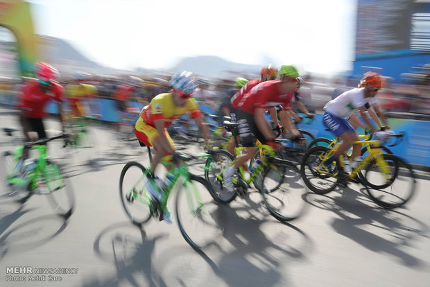 Rio 2016: rowing, road cycling competitions