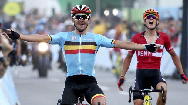 ريو 2016.. ذهبية سباق الطريق للبلجيكي فان أفيرمات