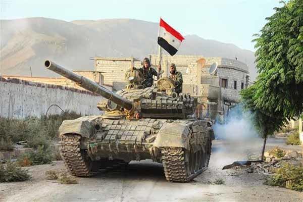 الجيش السوري يشن هجوما كبيرا باتجاه الكليات العسكرية جنوب مدينة حلب