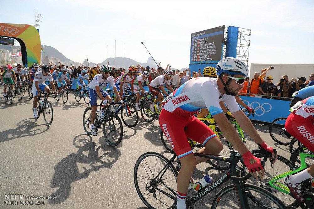 مسابقات قایقرانی و دوچرخه سواری المپیک ریو