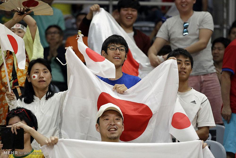 روز نخست رقابت های المپیک