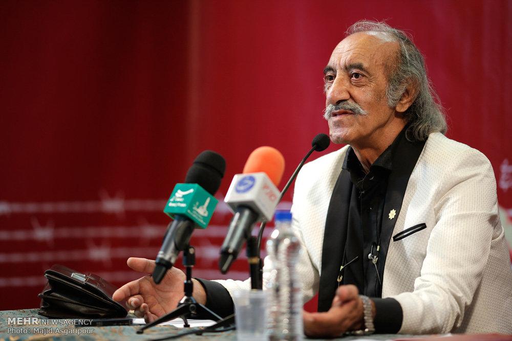 نشست خبری جشنواره شعر و موسیقی طبس