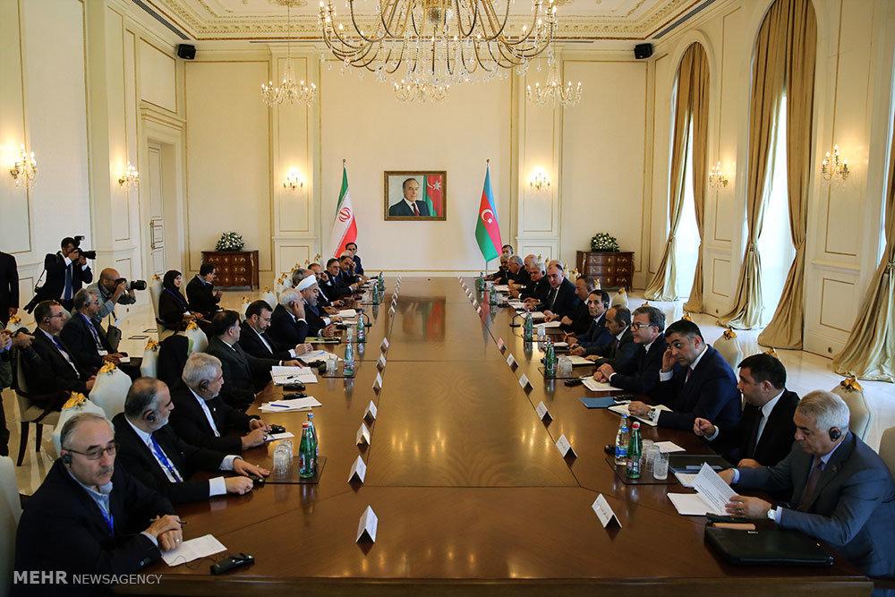 سفر رئیس جمهور به کشور آذربایجان