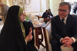 Iran, Azerbaijan addresses Caspian pollution