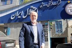 سیدرضا افتخاری سرپرست باشگاه استقلال