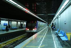 İran'da metro trenleri çarpıştı