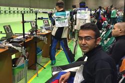Last Iranian shooter bids farewell to finals