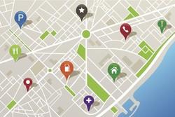 گوگل مپ نقشه آدرس