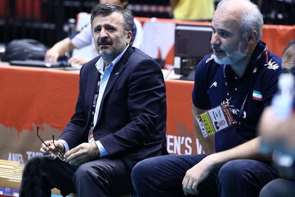 انتخاب سرمربی تیم ملی والیبال ایران تا هفته آینده