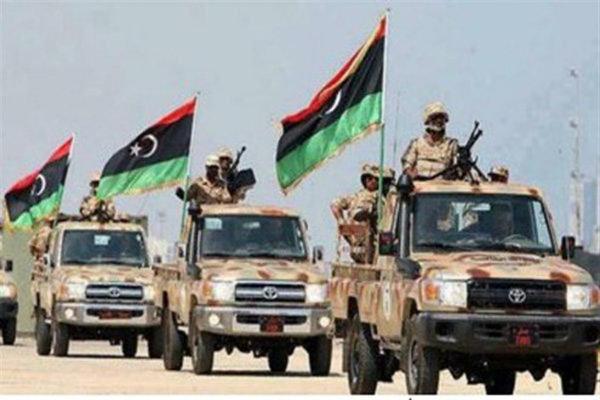 پیشروی ارتش لیبی در شهر درنه/بمباران مواضع تروریستها