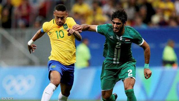 ريو 2016 : الجماهير تصب غضبها على البرازيل بعد التعادل مع العراق