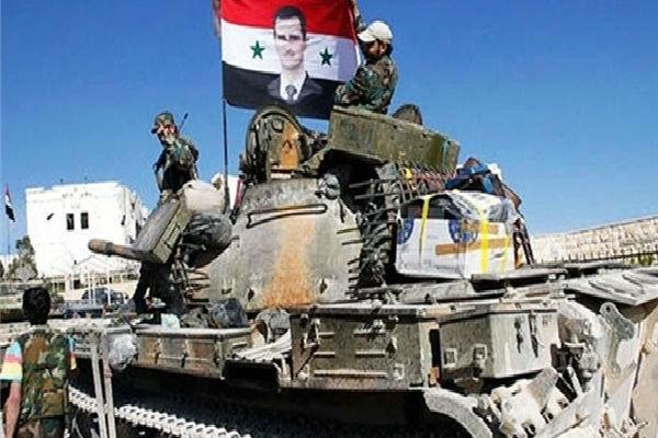 Syrian army establishes full control over Handarat Camp in Aleppo