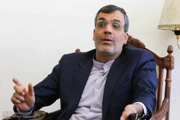 Iranian diplomat meets with Syrian opposition leaders