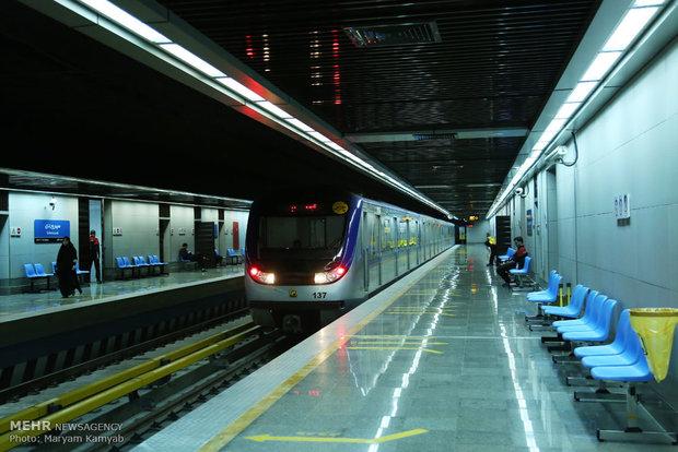ایستگاه «شهید قدوسی» در خط 3 مترو به بهرهبرداری رسید