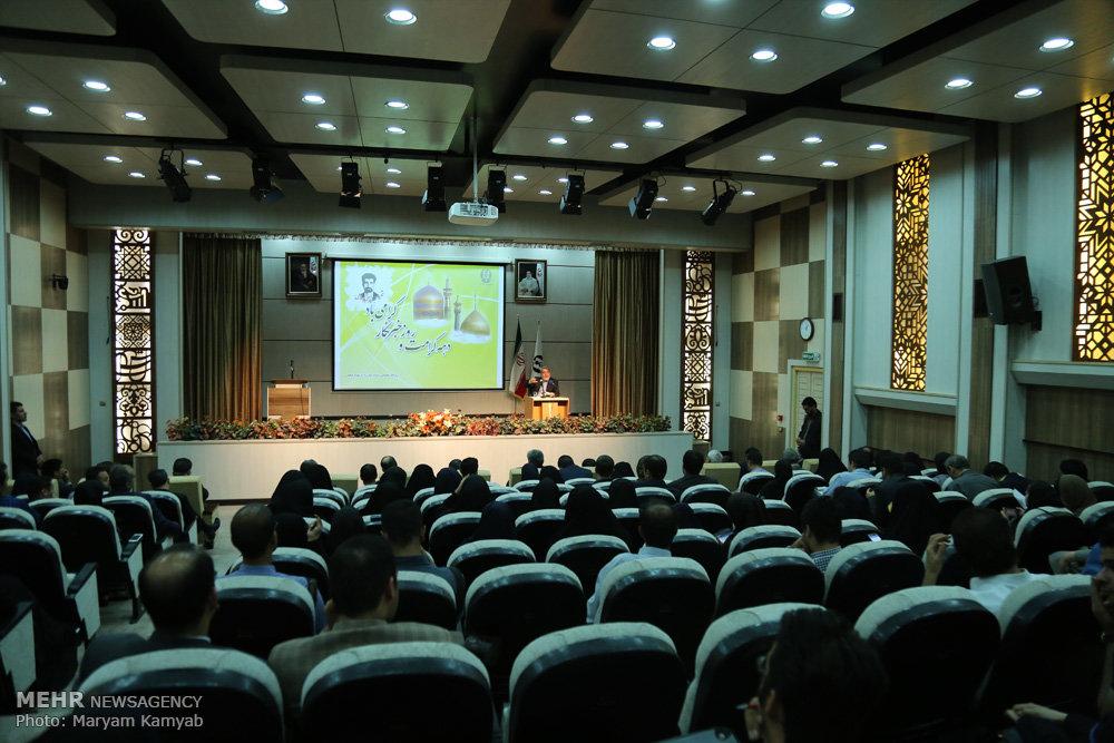 نشست عبدالرضا رحمانی فضلی وزیر کشور با اصحاب رسانه
