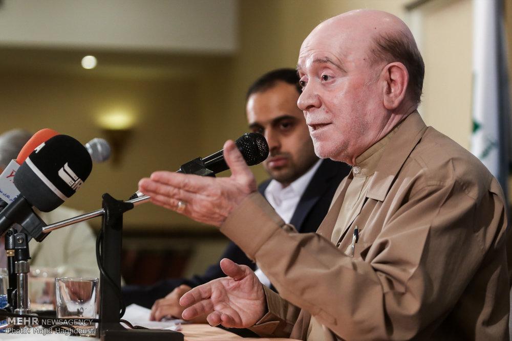 بزرگداشت روز خبرنگار با حضور دبیرکل حزب مؤتلفه