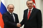 ۸۶ درصد مردم ترکیه خواستار گسترش روابط با روسیه هستند