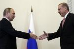 کرملین:پوتین به ترکیه سفر نمیکند