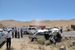 سهم ۳۸ درصدی واژگونی خودروها در حوادث رانندگی