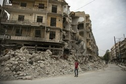 UN calls for humanitarian access to Syria's war-torn Aleppo