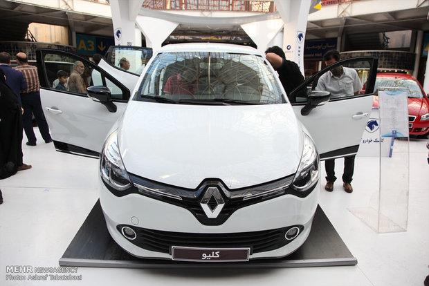 المعرض الدولي للسيارات في مدينة مشهدد