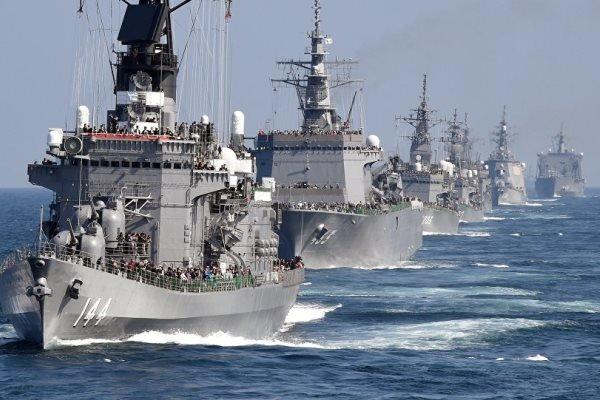 چین نے بحرجنوبی چین مزید جنگی کشتیاں روانہ کردی ہیں