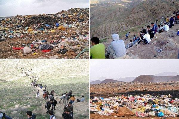 تخریب سالانه ۳هکتار منطقه کوهستانی/کسی صدای مرگ طبیعت را میشنود؟