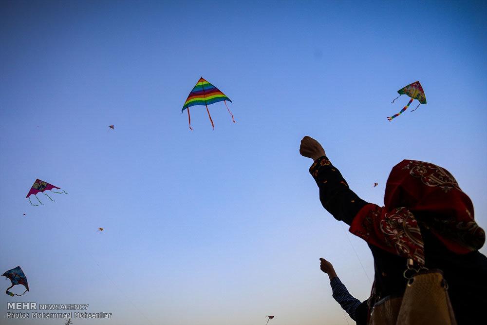 جشنواره بادبادک ها