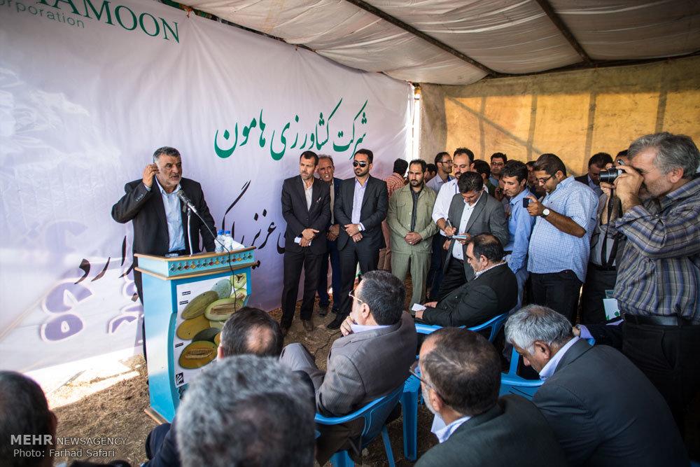 سفر وزیر جهاد کشاورزی به قزوین
