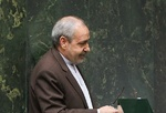 دیدار فانی با لاریجانی و جمعی از نمایندگان مجلس