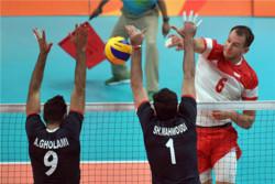 ملخص مباراة ايران وبولندا بالكرة الطائرة في اولمبياد ريو 2016